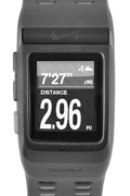 Tom Tom. NIKE SPORT WATCH Noir/Gris