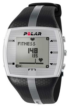 Montres sport FT7 NOIR/ARGENT Polar