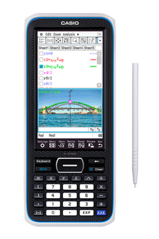 Calculatrice graphique fx-CP400 ClassPad II Casio