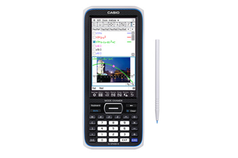 Calculatrice graphique FX-CP400+E Casio