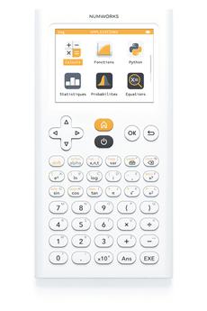 Calculatrice graphique Numworks Python
