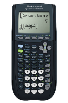 Calculatrice graphique TI-82 ADVANCED Texas Instruments