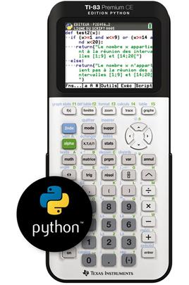 Texas Instruments TI-83 PREMIUM PYTHON