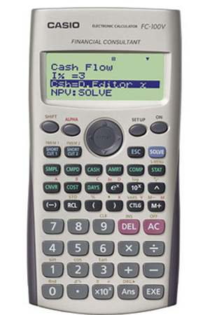 calculatrice scientifique casio en ligne