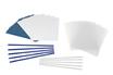 Fellowes Kit de reliure par anneaux pour 10 dossiers photo 1