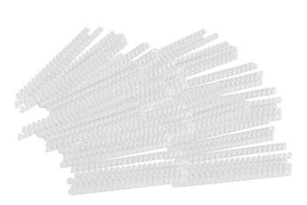 Accessoire bureautique Pack de 100 anneaux de reliure en plastique 10 mm Fellowes