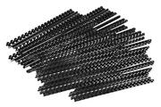 Fellowes Pack de 100 anneaux de reliure en plastique 14 mm
