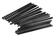 Fellowes Pack de 25 anneaux de reliure en plastique 10 mm