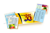 Fellowes Pack de 25 pochettes A3 80 microns photo 3