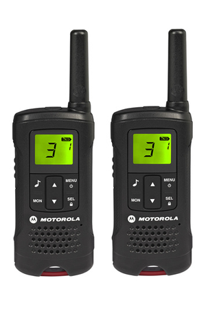 Talkie walkie motorola tlkr t60 darty - Oreillette talkie walkie motorola ...