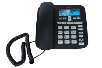 Téléphone filaire VOXTEL C115 Aeg