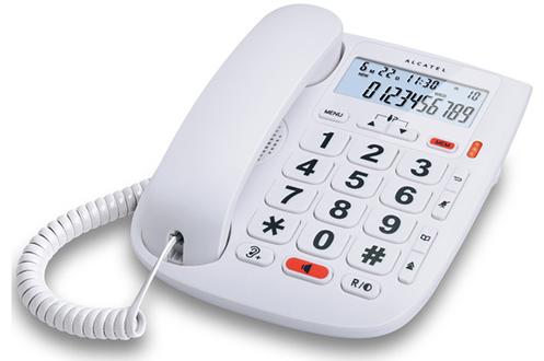 Téléphone filaire Alcatel T MAX 20