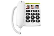 Téléphone filaire Doro Matra PHONE EASY 331PH