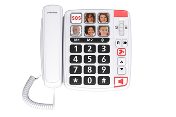 Téléphone fixe Darty