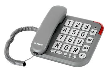 Téléphone filaire TF 401 COSI Telefunken