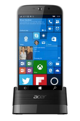 Smartphone Acer LIQUID JADE PRIMO AVEC STATION D'ACCUEIL