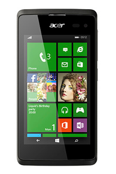 Mobile nu LIQUID M220 DUAL SIM NOIR Acer