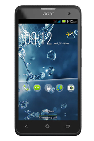Smartphone Acer LIQUID Z220 DUAL SIM BLANC