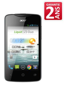 Acer LIQUID Z3 LS NOIR