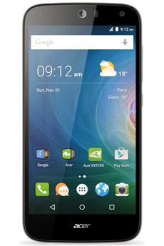 Mobile nu LIQUID Z630 NOIR/ARGENT Acer