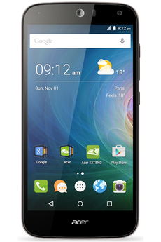 Mobile nu LIQUID Z630 NOIR Acer