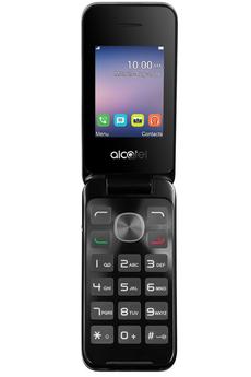 Mobile nu 2051D DUAL SIM METAL SILVER Alcatel