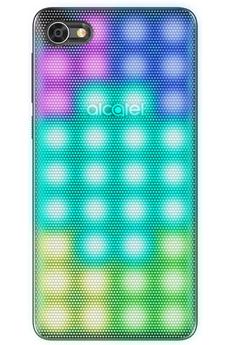 Smartphone A5 LED NOIR METALLIQUE Alcatel