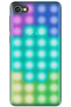 Smartphone A5 LED ARGENT METAL Alcatel