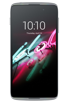"Mobile nu IDOL 3 4,7"" GRIS Alcatel"