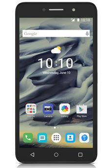 "Smartphone PIXI 4 6"" 4G ARGENT METAL Alcatel"