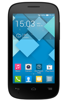 Mobile nu POP C2 BLANC Alcatel