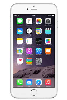 iPhone iPhone 6 Plus 64 GO ARGENT Apple