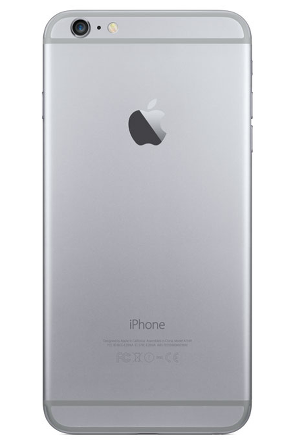 apple iphone 6 plus gris sideral 64 go smartphonespaschers. Black Bedroom Furniture Sets. Home Design Ideas