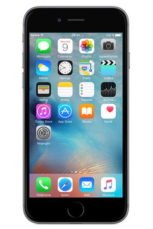 IPhone 6 64GO GRIS SIDERAL Apple Ajouter Au Comparateur