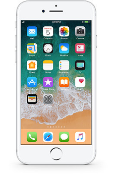 Smartphone Appler IPHONE 7 REC A++ 32GO SILVER