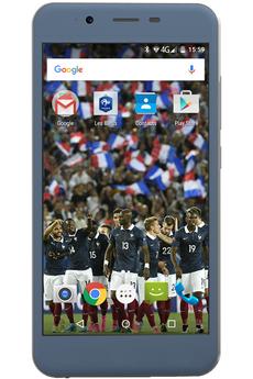 Mobile nu 50 COBALT EDITION LIMITEE EQUIPE DE FRANCE Archos