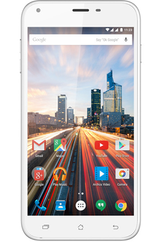 Mobile nu 55 HELIUM PLUS DUAL SIM BLANC Archos