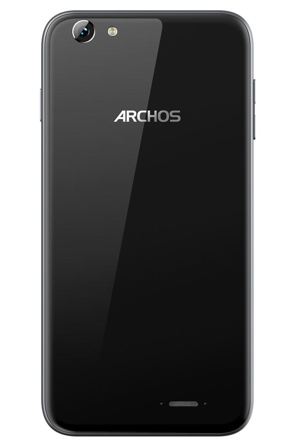smartphone archos 55 helium plus dual sim noir 55 helium 4137035 darty. Black Bedroom Furniture Sets. Home Design Ideas