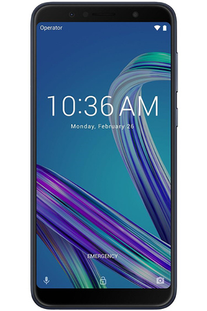 Smartphone Asus ZENFONE MAX PRO M1 BLACK   Darty 8bbb82713c6a