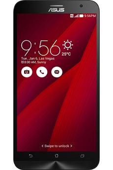 Mobile nu ZENFONE 2 ZE550ML 16 GO DUAL SIM ROUGE Asus