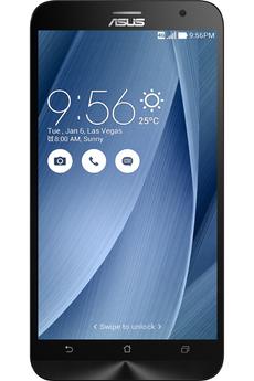 Mobile nu ZENFONE 2 ZE551ML 32 GO DUAL SIM ARGENT Asus