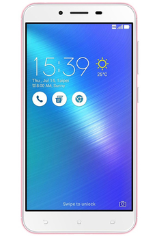 "Smartphone ZENFONE 3 MAX PLUS ZC553KL 5,5"" 32GO ROSE Asus"