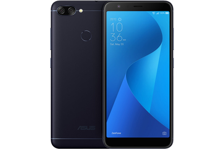 Smartphone Asus ZENFONE MAX PLUS M1 NOIR