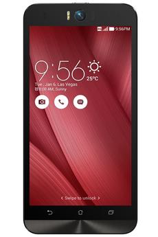 Mobile nu ZENFONE 2 selfie ZD551KL 5,5'' 32GO rouge Asus