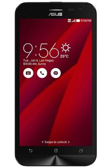 Mobile nu ZENFONE 2 LASER ZE500KL 5'' 8GO ROUGE Asus