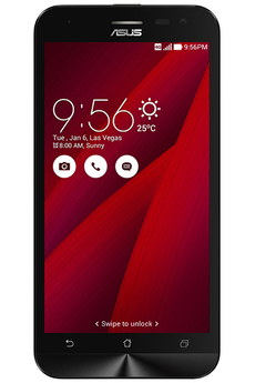 Mobile nu ZENFONE 2 ZE500KL 8 GO DUAL SIM ROUGE Asus