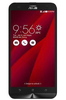 Mobile nu ZENFONE 2 LASER ZE550KL 5,5'' 16GO ROUGE Asus