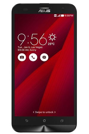 Smartphone Asus ZENFONE 2 LASER ZE550KL 55 16GO ROUGE