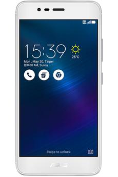 "Mobile nu ZENFONE 3 MAX 5,2"" 32GO ARGENT Asus"