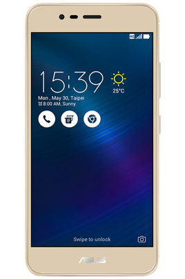 "Mobile nu ZENFONE 3 MAX ZC520TL 5,2"" 32GO OR Asus"